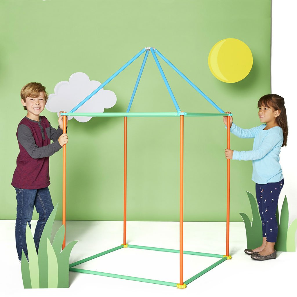 Build & Play Poles & Connector Frame