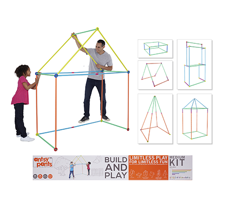 Medium Build & Play Kit Frame