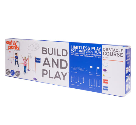Active Play Obstacle Course Kit
