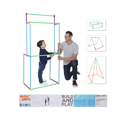 Build & Play Kit - Small Build & Play Kit Frame