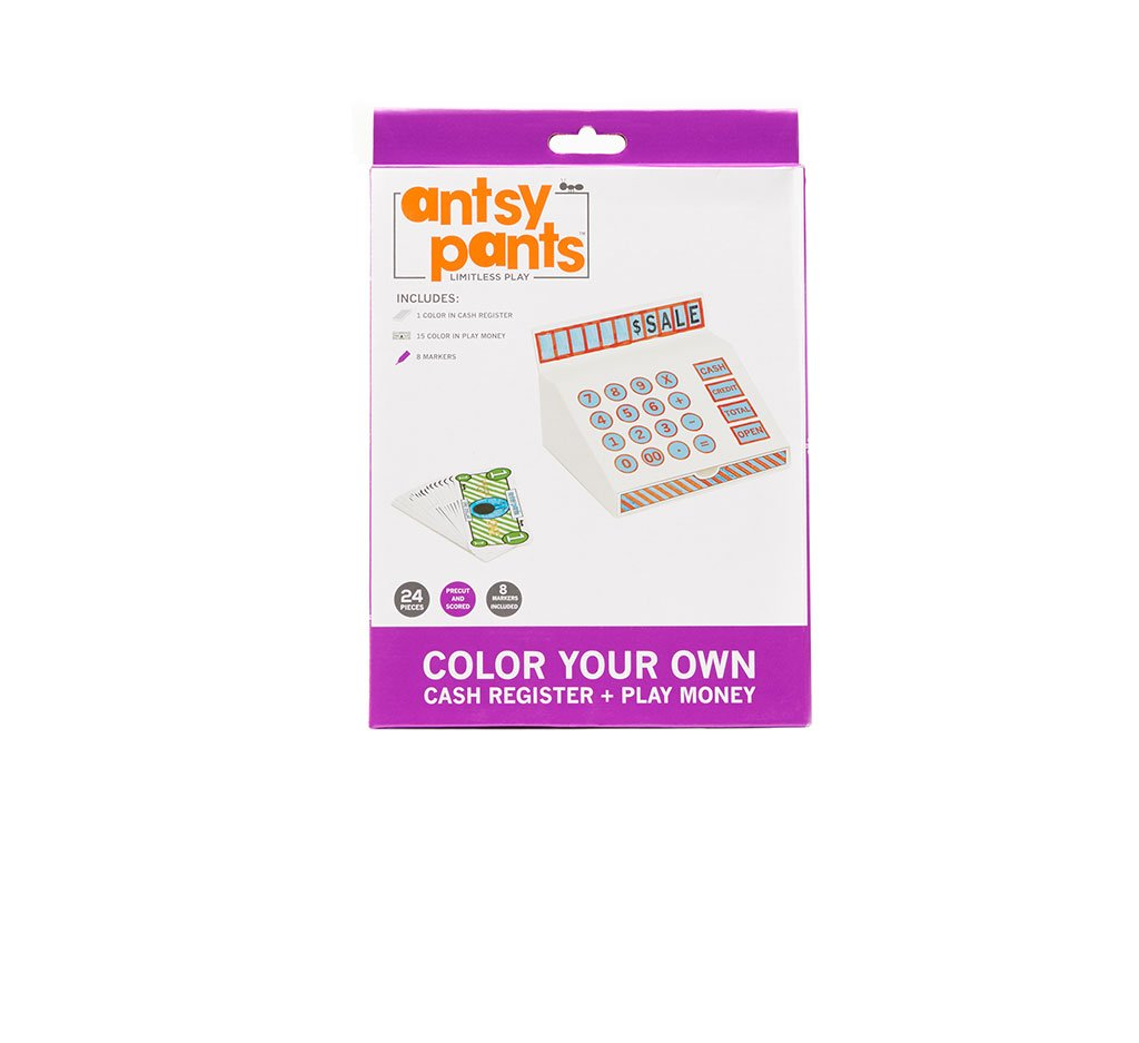 Color Your Own - Cash Register