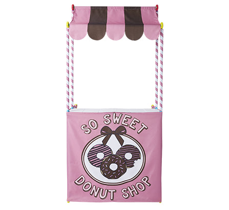 Donut Shop Play Stand Cover