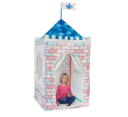 Princess Castle Play Tent Cover