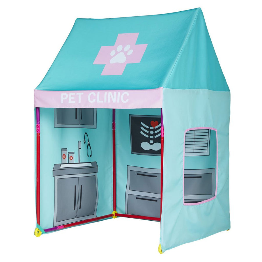 Pet Clinic Play Tent Set
