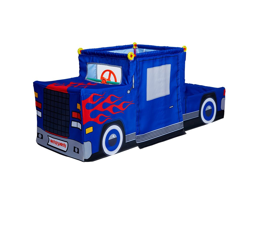 Pickup Truck Play Tent Set