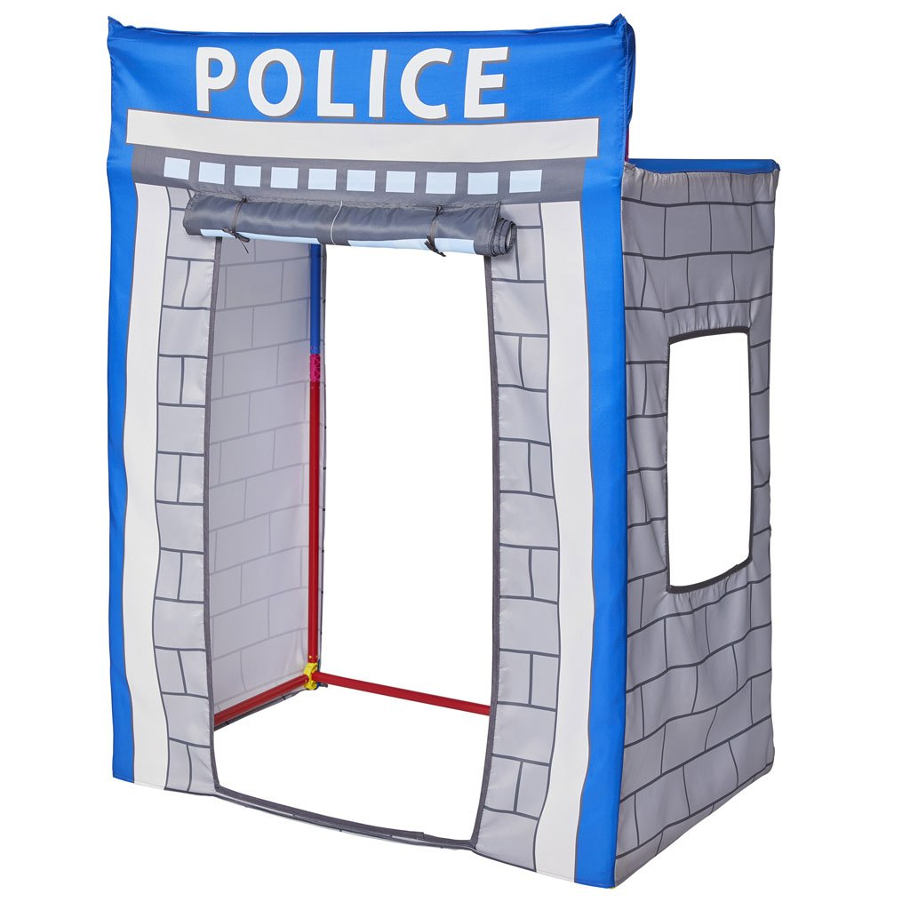 Police Station Building Kit