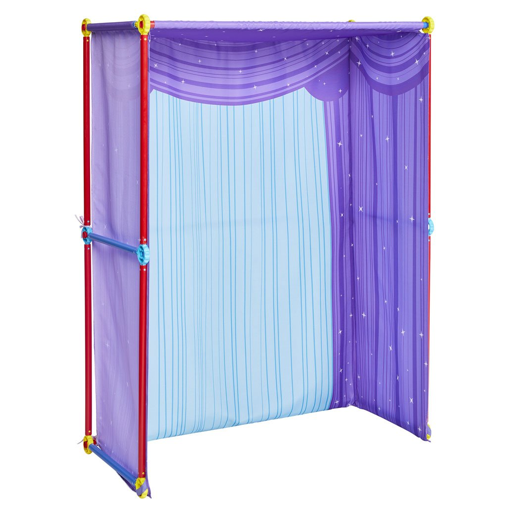 POP Star Stage Play Tent Set