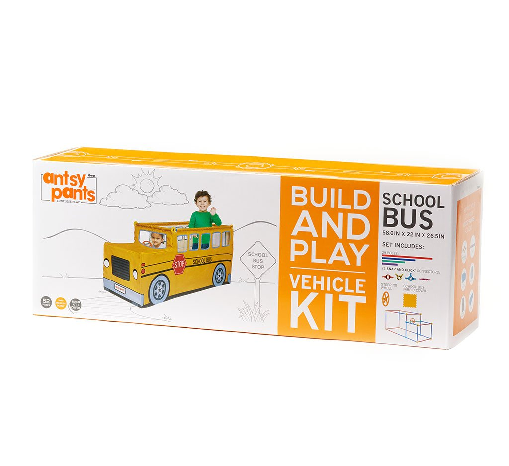 School Bus Vehicle Kit