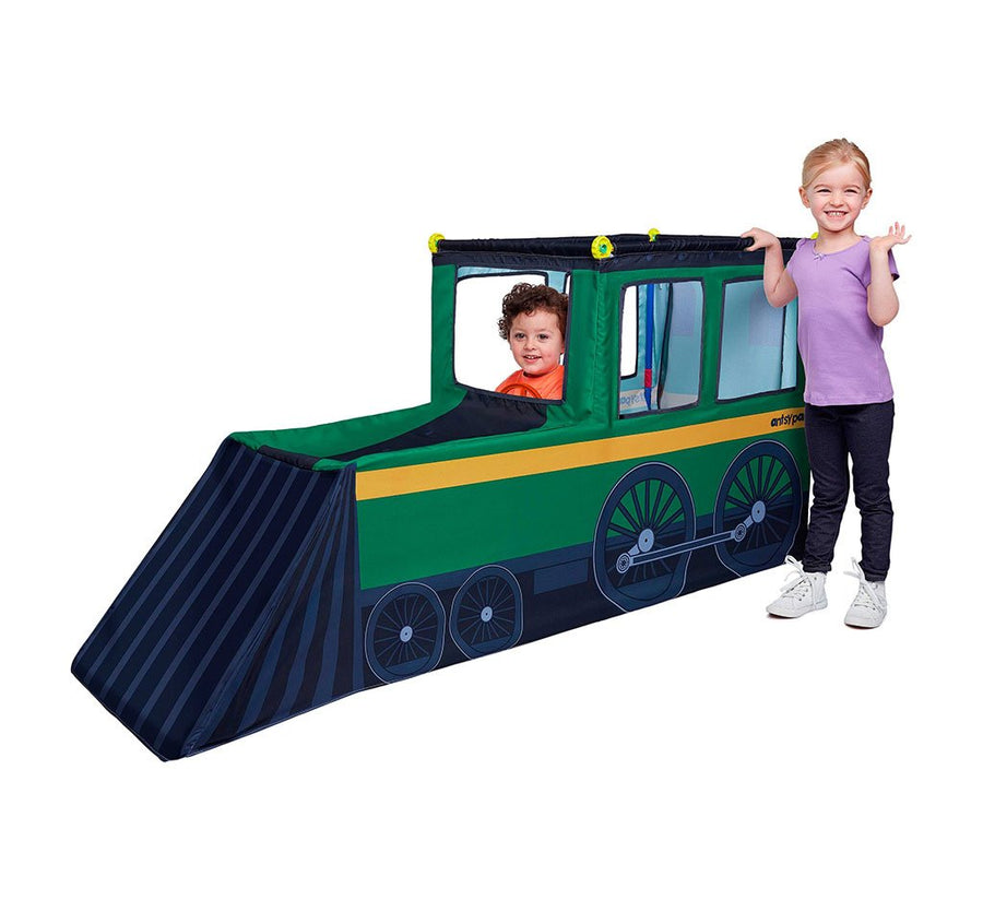 Train Play Tent Set