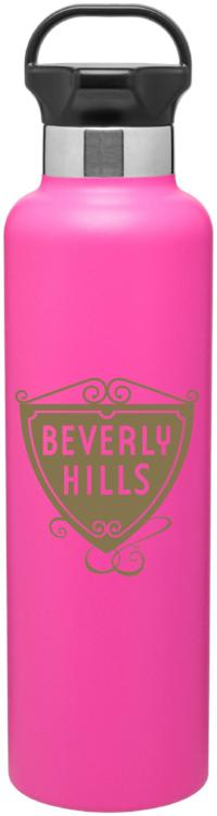 Beverly Hills Shield Water Bottle