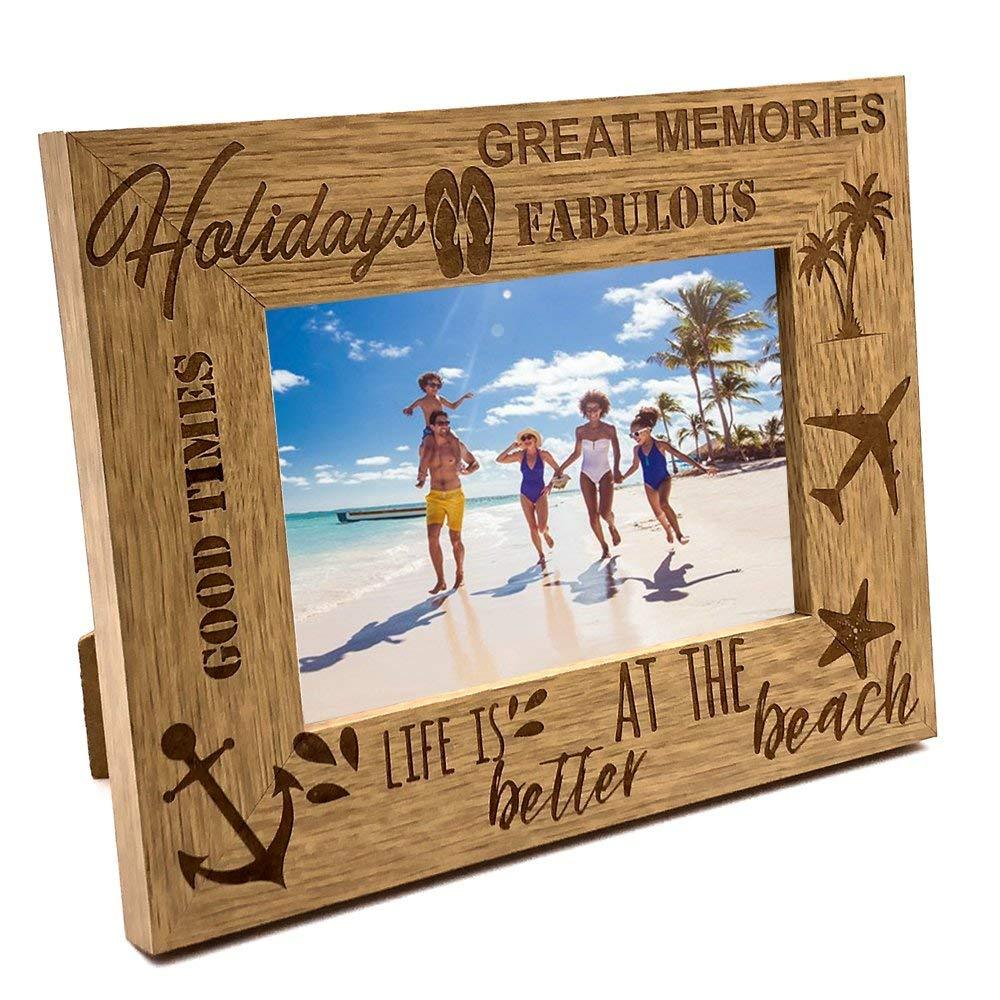 Holidays Wooden Photo Frame Gift - ukgiftstoreonline