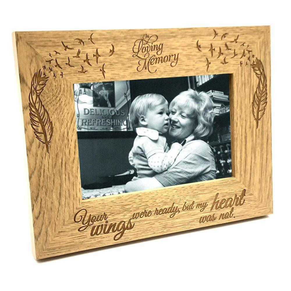 In Loving Memory Remembrance Photo Frame FW165 - ukgiftstoreonline
