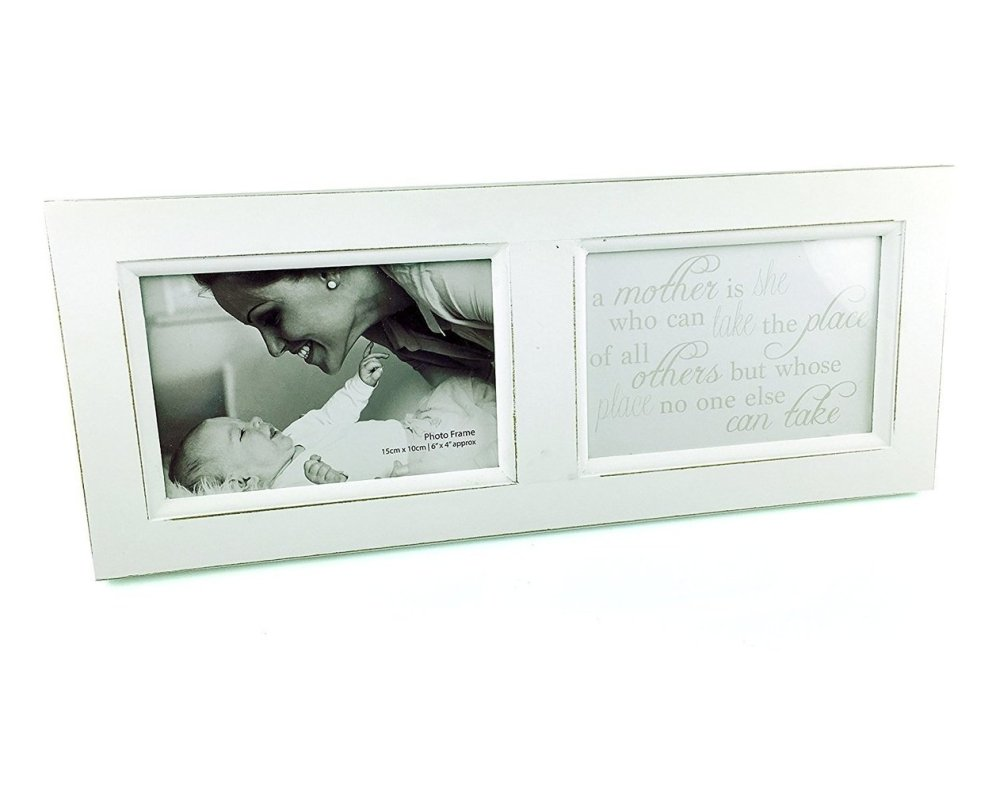 New Mum Baby Photo Frame Gift With Sentiments - ukgiftstoreonline