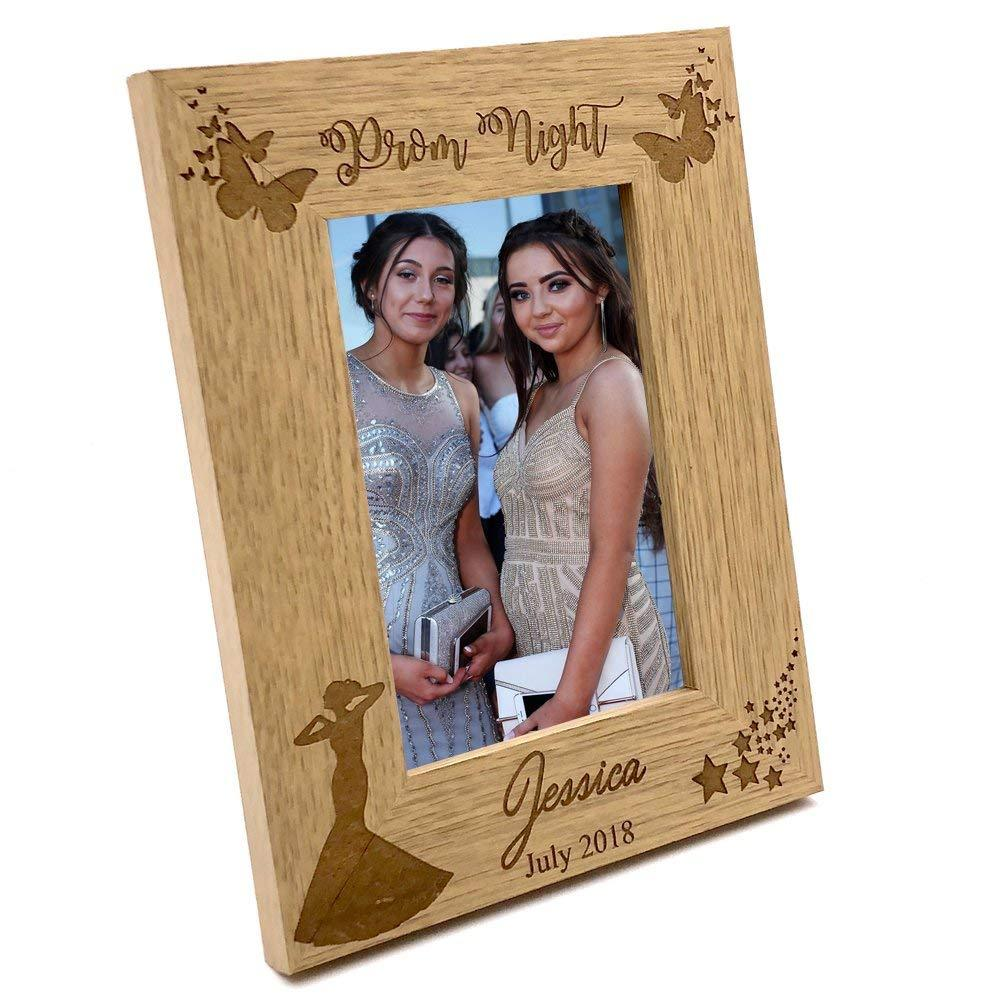 Personalised Prom Night Wooden Photo Frame Gift - ukgiftstoreonline