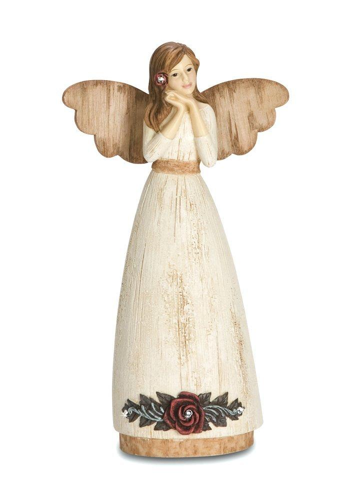 "Simple Spirits 6"" Angel Figurine - Dream - ukgiftstoreonline"
