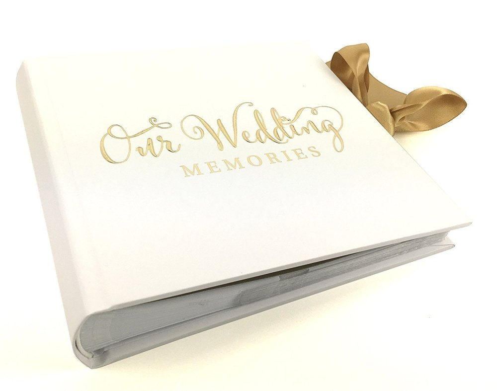 "Wedding Photo Album 80 6x4"" with verse design Gift - ukgiftstoreonline"
