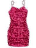ALAIA - Ruched Dress