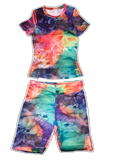 Trolls - Colorful 2 PC Short Set