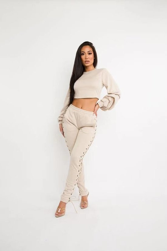 Lace Me Up 2 PC Set