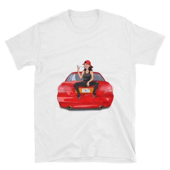 Hot Girl Unisex T-Shirt