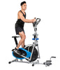 Body Xtreme Fitness 6-in-1 Elliptical + Resistance Bands + Ab Twister + Push Up Bars