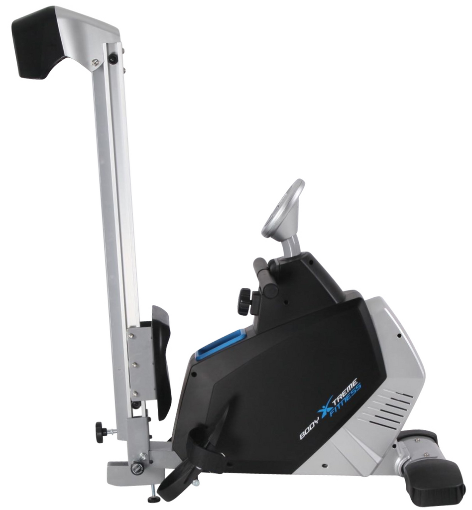 Body Xtreme Fitness Magnetic Rowing Machine - Turbo 2000 - Body Xtreme Fitness