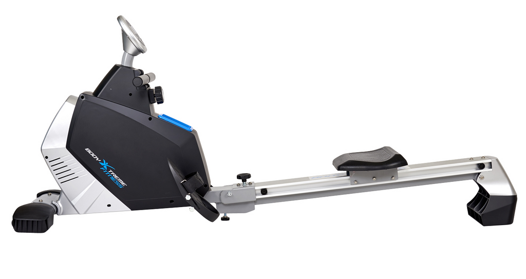 Body Xtreme Fitness Magnetic Rowing Machine - Turbo 2000