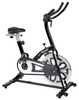 Body Xtreme Fitness Urban Exercise Bike - 22lb Flywheel (Blk/White)