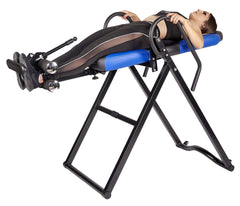 Body Xtreme Fitness Therapeutic Inversion Table + Heat and Massage Pad - Body Xtreme Fitness