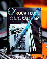 Quicksilver - 9th Gen CPU & IHS Solder Remover