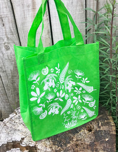 Reusable Botanic Bag (5 Bags) *New NZ Design*