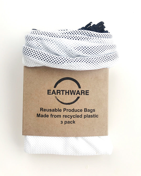 Earthware Produce Bags - Set of 3