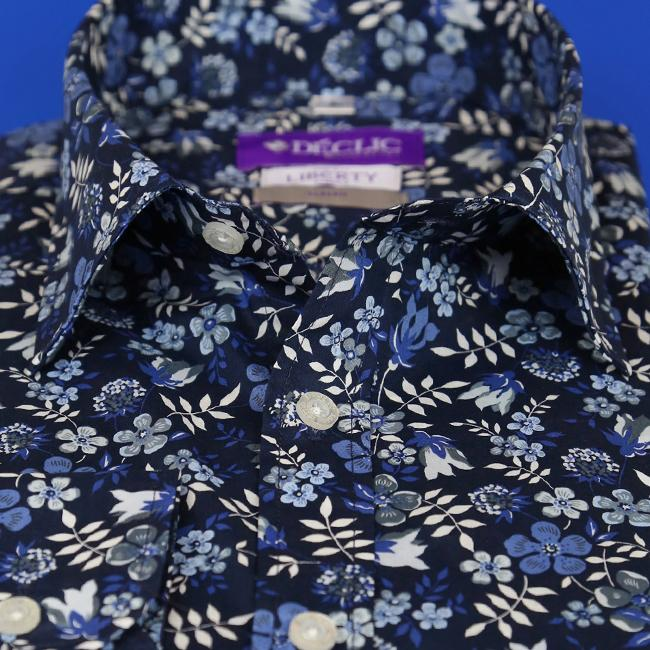 The Best Shirt Fabrics  –  Which Are Which & Why?