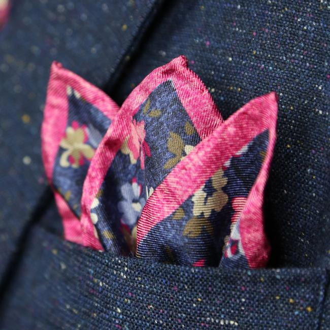 Pocket Squares and Tie Bars – How to Make Them Work Together