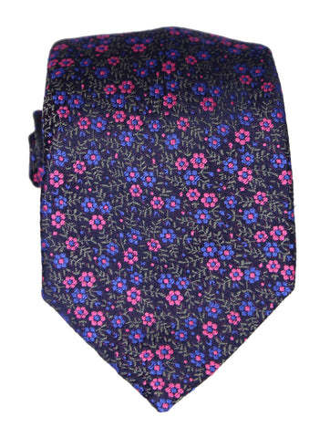 DÉCLIC Grafik Paisley Tie - Purple