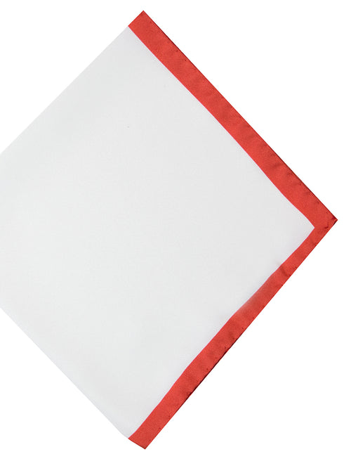 DÉCLIC Camai Hanky - White/Red