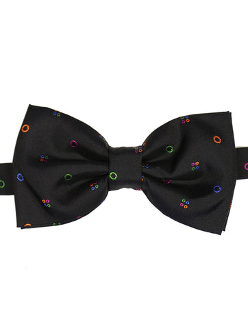 DÉCLIC Polo Bow Tie - Navy
