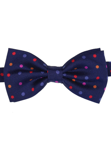 DÉCLIC Velvet Bow Tie - Green