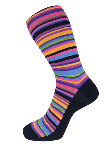 DÉCLIC Robot Socks - Black