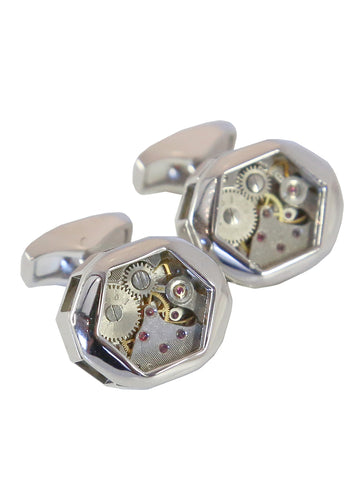 DÉCLIC Notes Cufflink