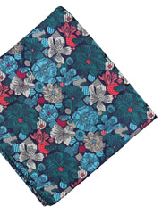 DÉCLIC Rique Floral Pocket Square - Assorted