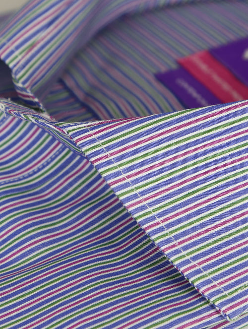 DÉCLIC Tenby Stripe Shirt - Assorted