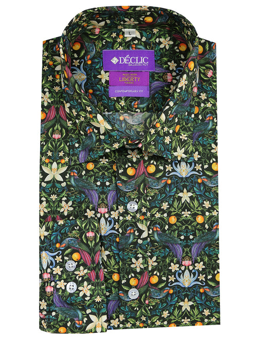 Liberty Eden Print Shirt - Assorted