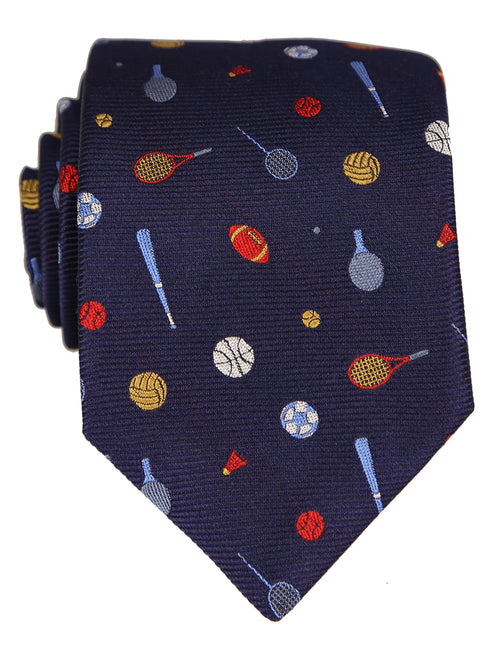 DÉCLIC Sports Tie - Navy