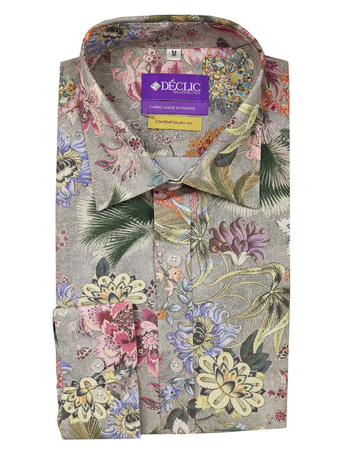 DÉCLIC Oasis Print Shirt - Assorted