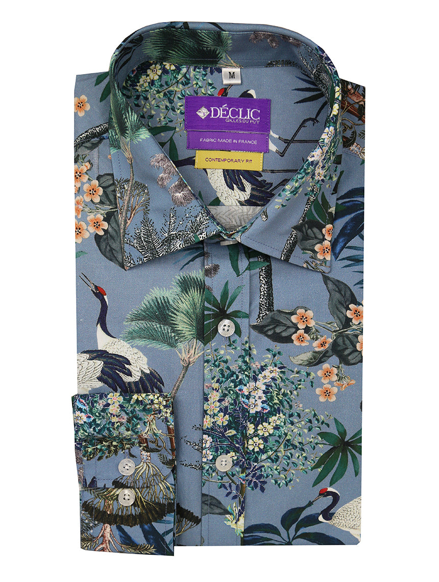 DÉCLIC Babylon Print Shirt - Assorted