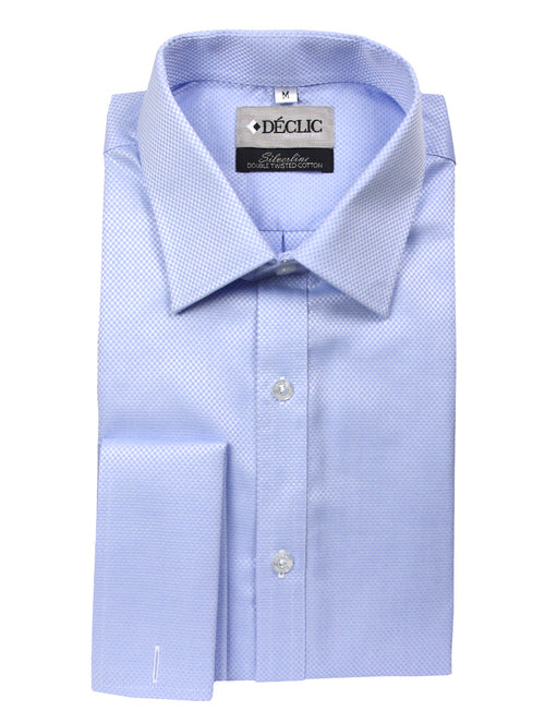 DÉCLIC Fillion Tailored Shirt - Blue