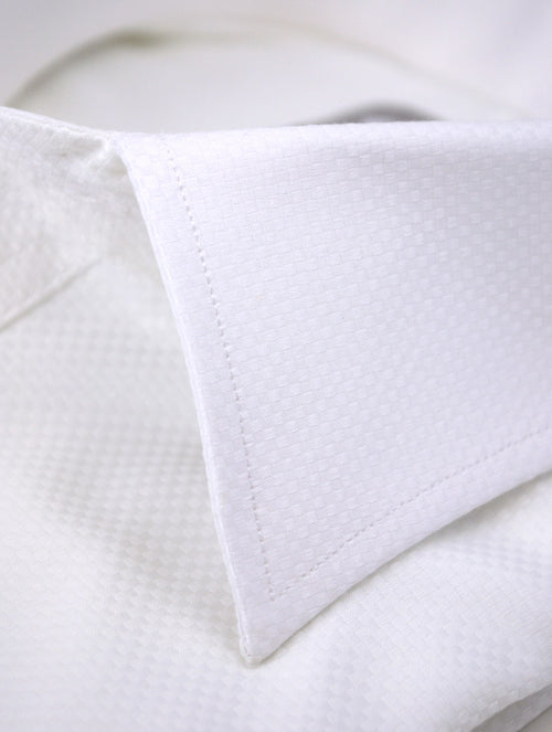 DÉCLIC Fillion Tailored Shirt - White