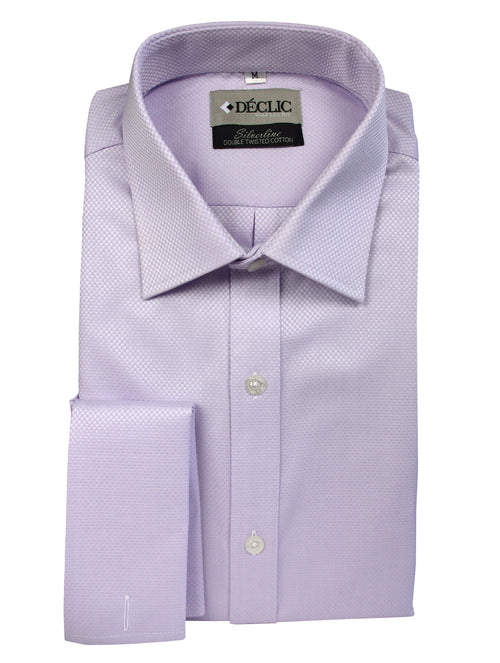 DÉCLIC Fillion Tailored Shirt - Lavender