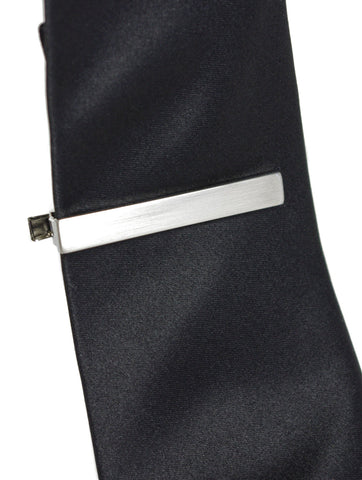 AT Plain 2.5cm Clip Braces - Black